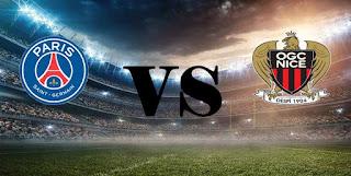 مشاهدة مباراة باريس سان جيرمان ونيس اليوم بث مباشر