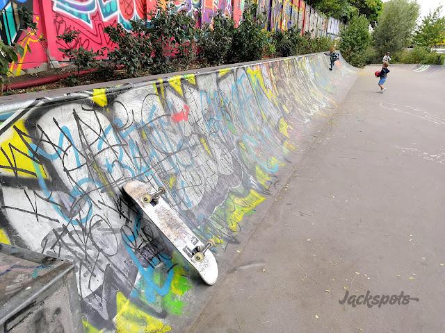Skatepark Pantin