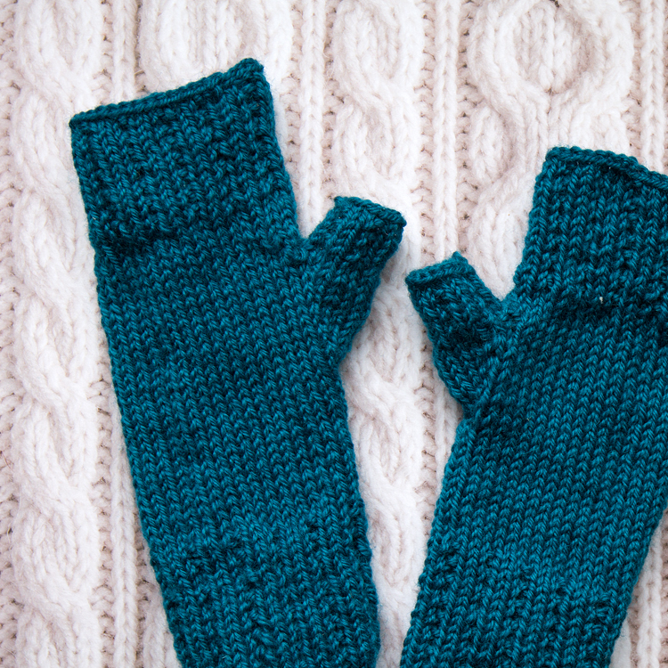 Happy Hands Fingerless Mitts Free Pattern The Craft Patch