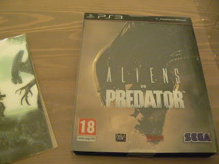aliens versus predator édition collector ps3