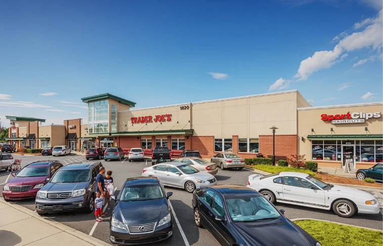 Done deals westwood financial acquires trader joes anchored westwood financial acquires trader joes anchored shopping center in charlotte nc malvernweather Gallery