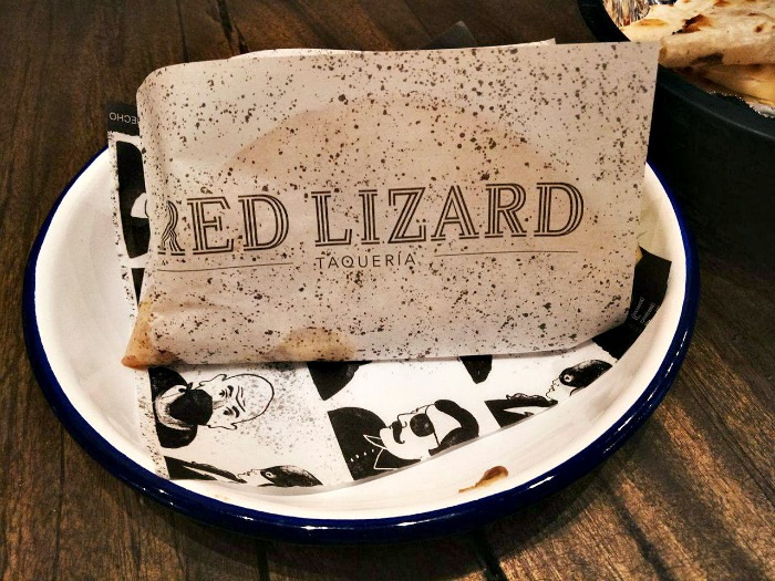 Red Lizard Taqueria, Cebu IT Park