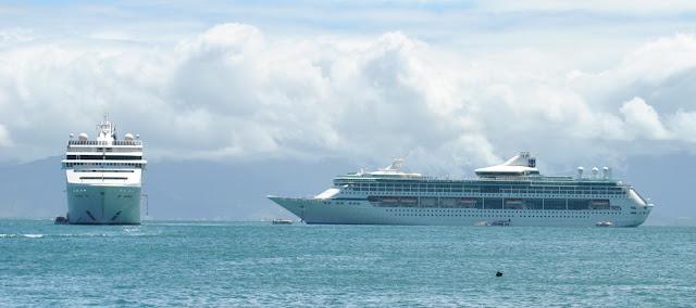 o que levar numa viagem de navio?