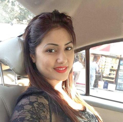 akshara singhania aka hina khan hot photo