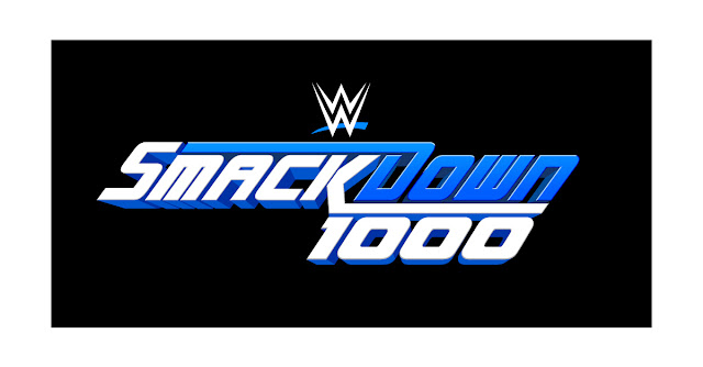 WWE Smackdown live 1000th episode highlights /results.