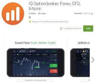 Ulasan Lengkap Tentang IQ Option broker: Forex, CFD, bitcoin