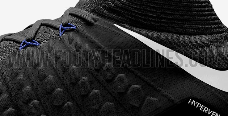 Next-Gen Nike Hypervenom Phantom 3 Glass-Fibre Prototype Revealed
