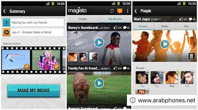 تحميل Magisto Video Editor & Maker لتحرير وانتاج الفيديو مجانا للاندرويد