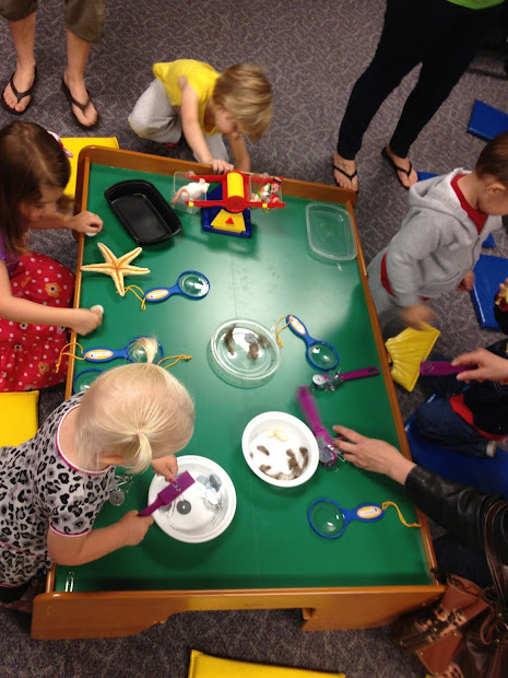 Math and Science Preschool Activities