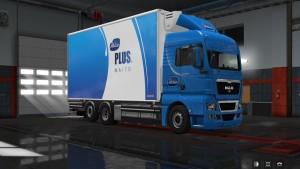 MAN TGX 2010 truck mod 5.1 by XBS