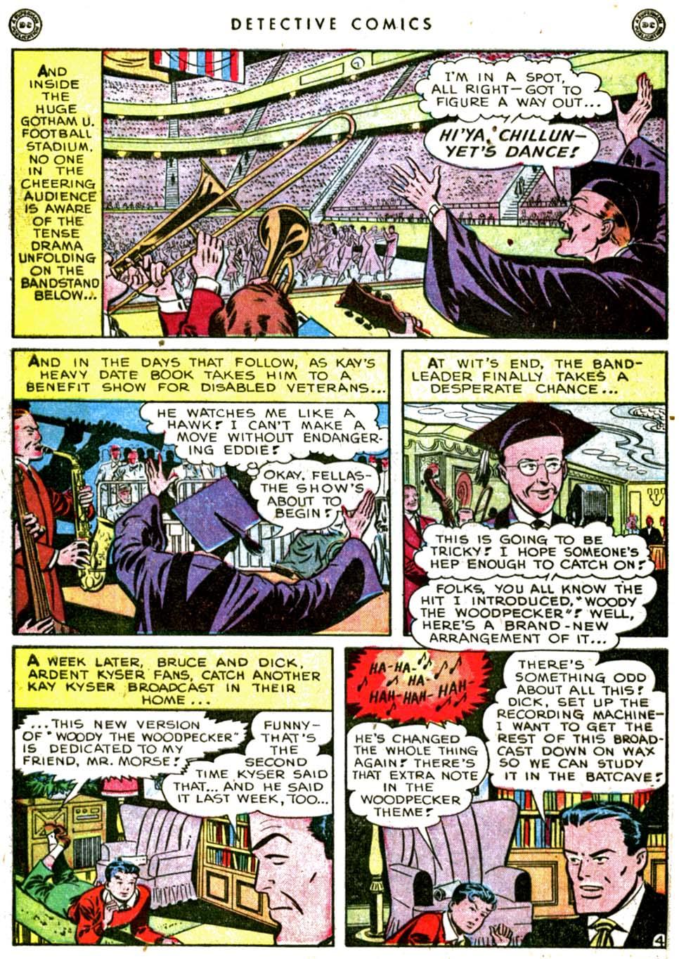 Read online Detective Comics (1937) comic -  Issue #144 - 6