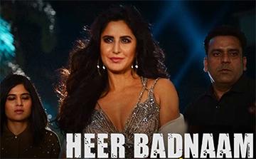 Heer Badnaam Song Lyrics and Video - ZERO || Shah Rukh Khan, Katrina Kaif, Anushka Sharma | Romy