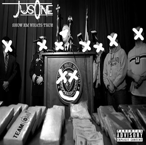 "Jus One Delivers 6th Album ""Show Em What's True"""