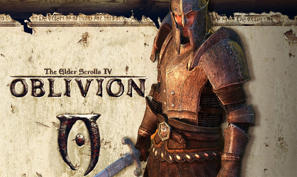 The Elder Scrolls IV Oblivion Download Poster