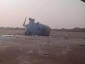 presidential jet crashed makurdi benue state