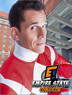 Empire State Comic Con - Steve Cardenas