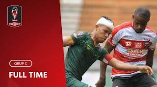 PS TNI vs Madura United 1-3