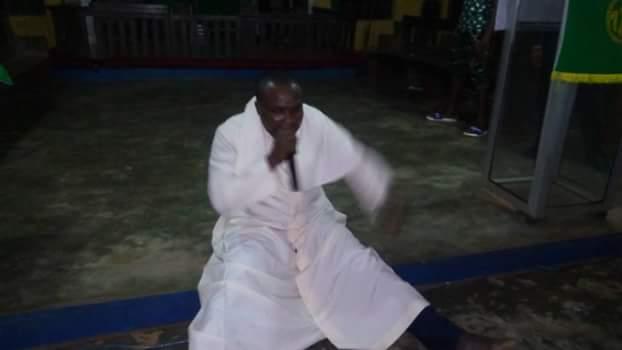 Evangelist Ephraim Ononye
