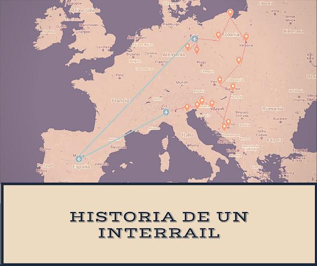 Historia de un interrail