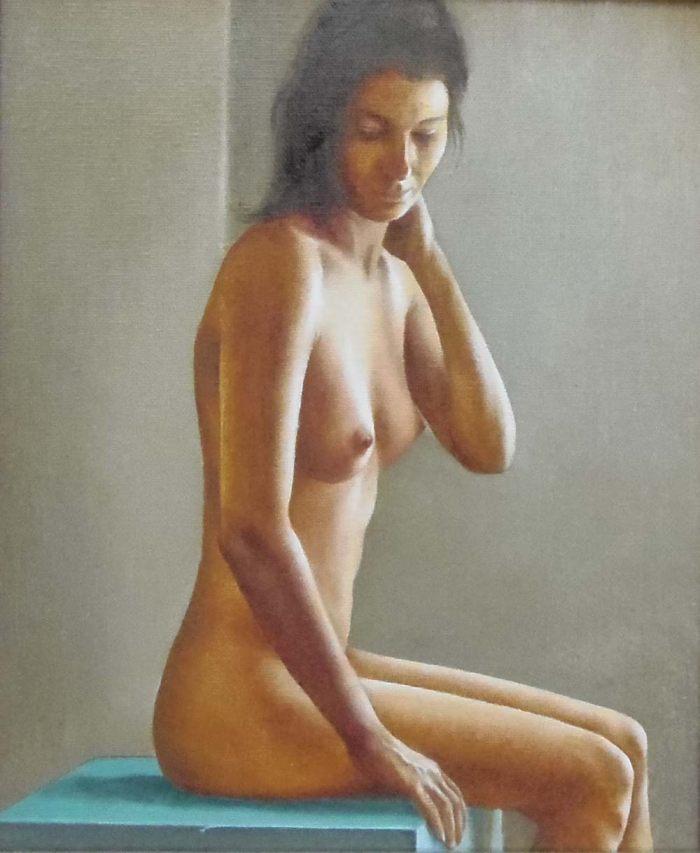 Болгарский художник. Volodya Kenarev