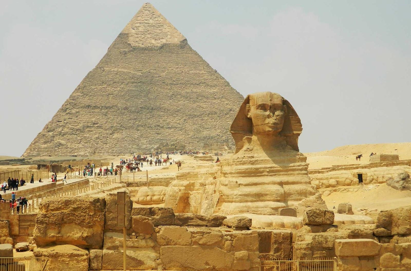 As 10 Melhores Atrações Turísticas do Egito