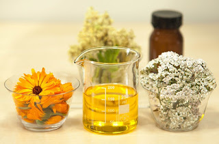 Choosing your massage oil