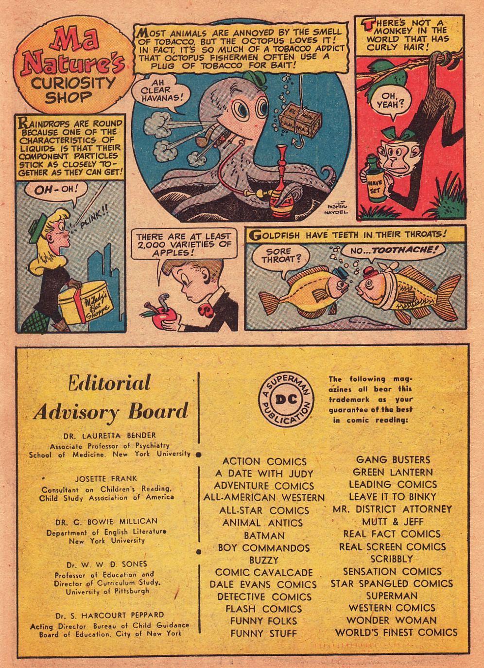 Read online All-Star Comics comic -  Issue #45 - 14