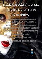 Carnaval de Corteconcepción 2016