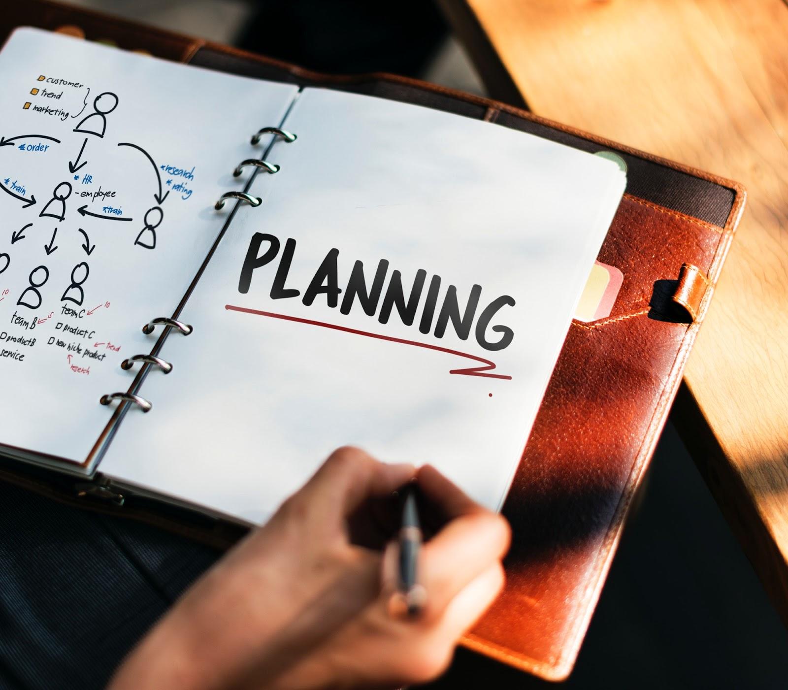 Comment le plan de marketing fonctionne le plus facilement !