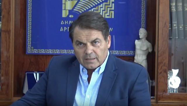 Δ. Καμπόσος: Κάνω αυτό που πρέπει για το συμφέρον των δημοτών μου (βίντεο)