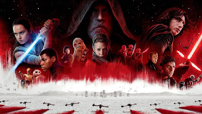 Star Wars The Last Jedi Banner