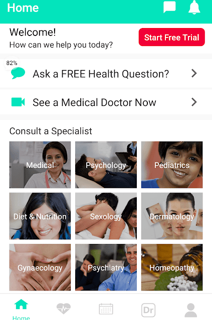 Awesome!Get Easly Health tips and Advice on Smart Phone | Doctor Insta App| New Gadget | Smart Google Blogg