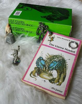 Der kleine Hobbit, Der Hobbit, J.R.R. Tolkien