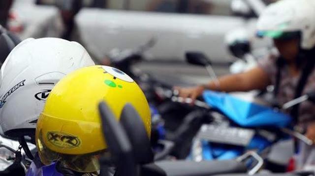 Spesialis Pencuri Helm Merak di RSUD, Ini Harapan Pengunjung