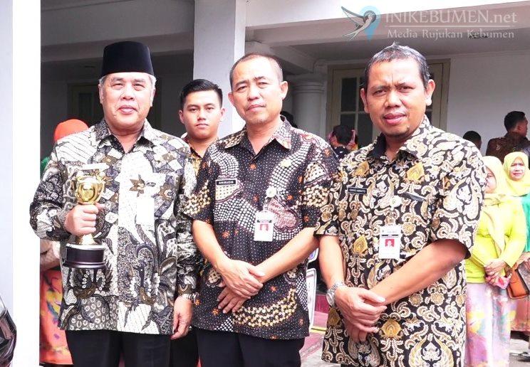Mantap! Kebumen Raih Penghargaan Anugerah Parahita Ekapraya Utama