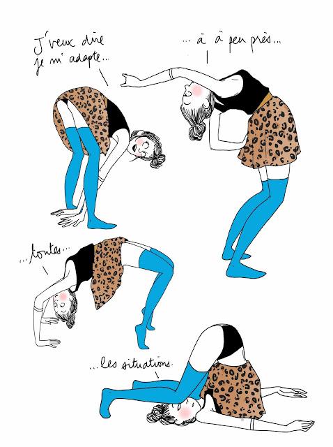 La théorie de la contorsion de Margaux Motin planche 2