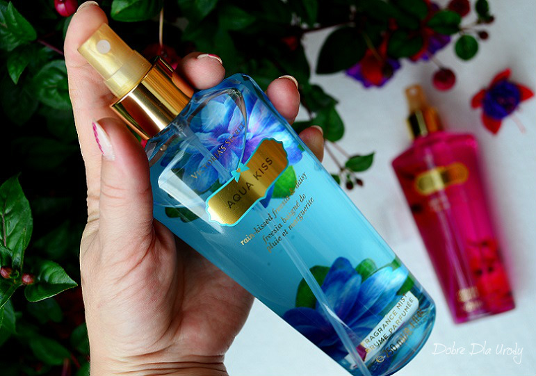 Victoria's Secret perfumowane mgiełka do ciała Aqua Kiss