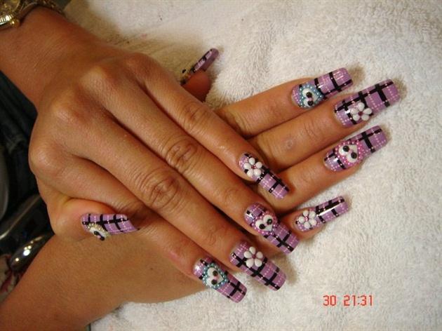long nails designs
