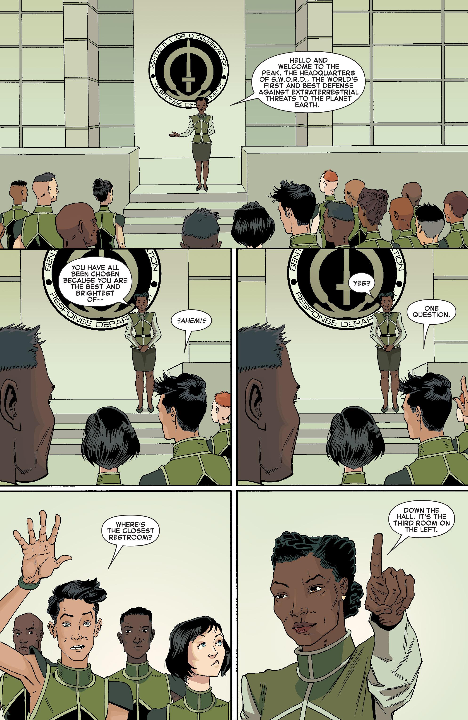 Read online Uncanny X-Men (2013) comic -  Issue # _Special 1 - 26