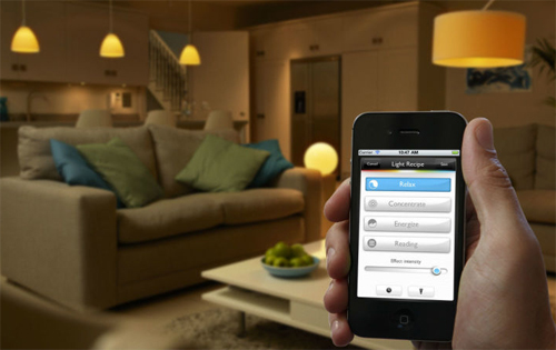 đèn thông minh cho ngôi nhà bạn