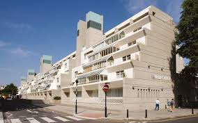 The Brunswick Centre, Bloomsbury, London