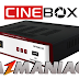 CINEBOX OPTIMO HD DUO NOVA ATUALIZAÇÃO - 05/08/2016