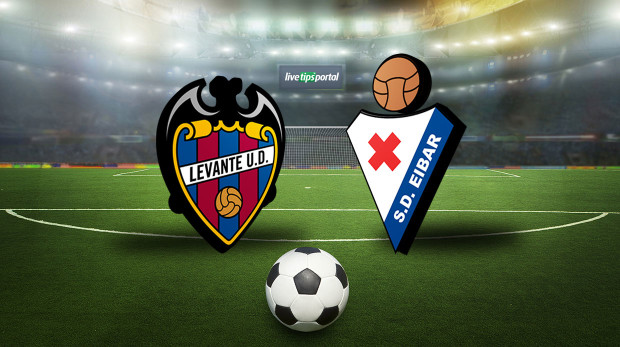 Levante vs Eibar Full Match And Highlights