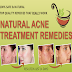 Natural Acne Treatment Remedies