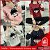 FNC071B63 Blouse Sweater Mizi Long Wanita Sleeve Babyterry Serba 40 Ribuan