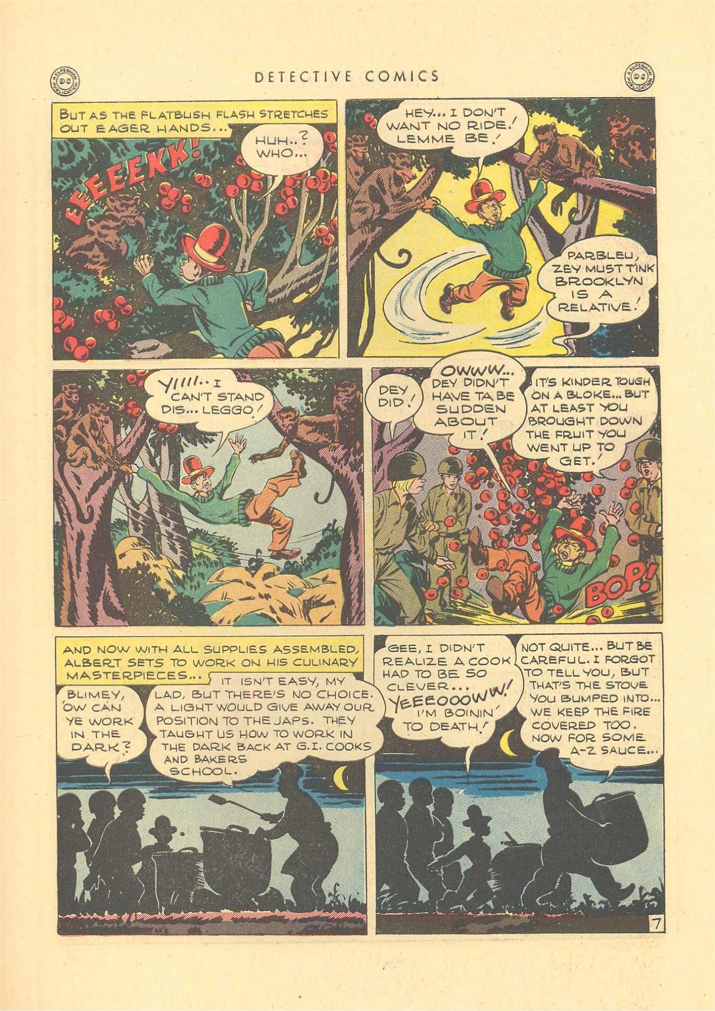 Read online Detective Comics (1937) comic -  Issue #109 - 45