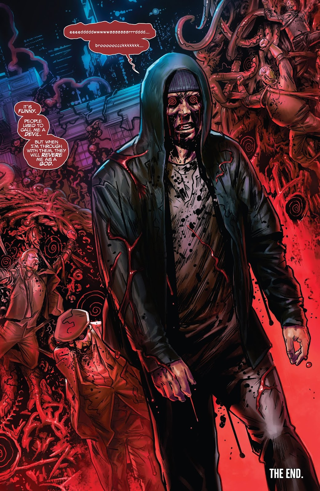Read online Web of Venom: Unleashed comic -  Issue # Full - 32