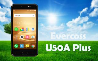 Harga Dan Spesifikasi Evercoss U50A Plus