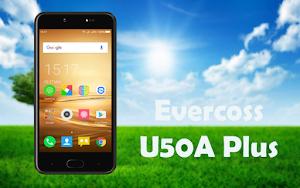 Harga Dan Spesifikasi Evercoss U50A Plus, Smartphone Murah Sekuat Badak
