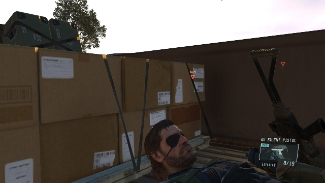 Download Metal Gear Solid V Ground Zeroes PC Gameplay